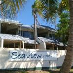 Front of Seaview
