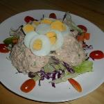 tonijn salade/ tuna salad