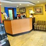 Fersal Hotel-Annapolis Reception