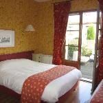 Our deluxe double room