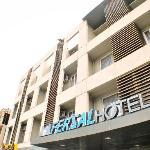 Fersal Hotel-Kalayaan Facade