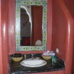 Salle de bain - chambre Bab Ighli