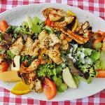 Putenbrust-Salat