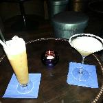 Delicious cocktails in Coco beach