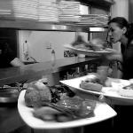 Busy Sunday Kitchen