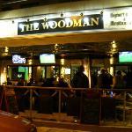 Woodman By Night