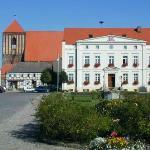 Rathaus und Markt
