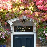 Clevedon is conviently located in Hungerford High Street