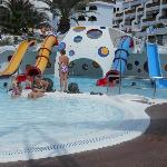 Kids Mini Waterpark