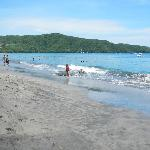 great calm beachaes for playing/swimming