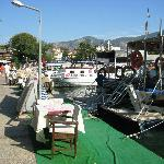 Lovely harbour Dalyan