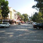 Dalyan town centr