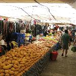 Dalyan Saturday market