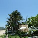 Strand vor dem Aleenta Resort