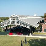 train shed beind old union station montgomery