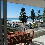 Absolute Beachfront Manly B&B Foto