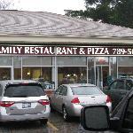 Family Restaurant and Pizza, Huntsville, ON..