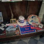 george wallace campaign memorabilia