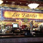 Bar at La Tasca