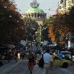 Vitosha Boulevard.