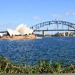 Sydney Opera House and Bridge