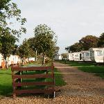Other caravans in area