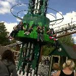 cranky crane ride