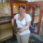 Me and the Python
