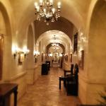 Hallway off the lobby