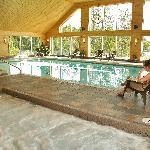 L'atmosphère chaleureuse et intime du centre aquatique vous incite à la relaxation et à la déten