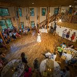 The first Dance at a Sleepy Hollow Wedding