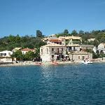 Traverso Bar, The Harbour, Kastos