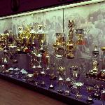 A small part of the trophies...