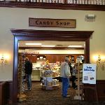 The Candy Shop - a Must!!