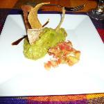 mexican a la carte: guacamole app