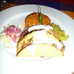 mexican a la carte: tacos entree