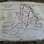 Island Creek Trail map