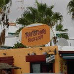 flintstones rock cafe