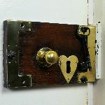 Original Front Door Lock