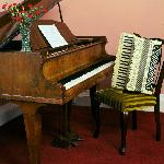 Drawing Room Piano