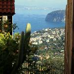 veiw on walk from hotel to Sorrento