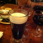 Irish Coffee on the house! Amazing!