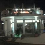 Tajmahal Night Time
