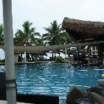 Pool and Pool Bar Area Worldmark Denerau Island