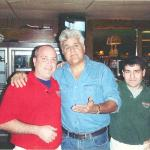 Jay Leno stops by for a Legendary Agatucci's Pizza