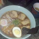 , ramen noodles with pork, $10.00.