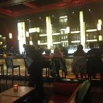Texas de Brazil bar area