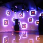 Dance floor - AURA