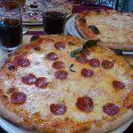 Pizza Diavola.