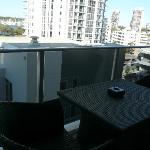 nice sized balcony